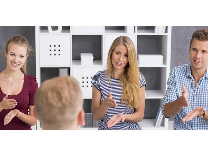 Konwersacje native speaker