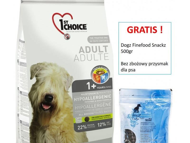 Sucha karma dla psa 1st Choice