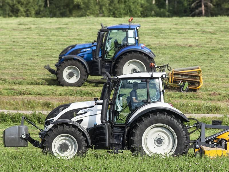 Traktory ciągniki